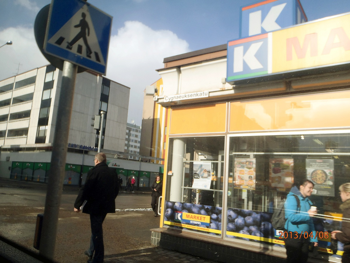 K-Market Kyösti